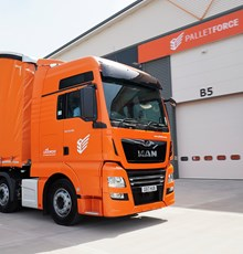 Palletforce goes global with new worldwide distribution service