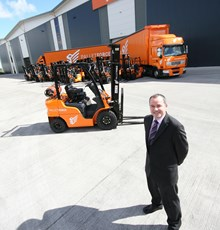 Growth strategy delivers record Palletforce revenues and volumes