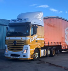 Elddis chooses Palletforce to meet premium service demand